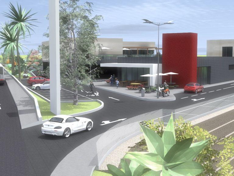 Centro comercial Costa del Surf