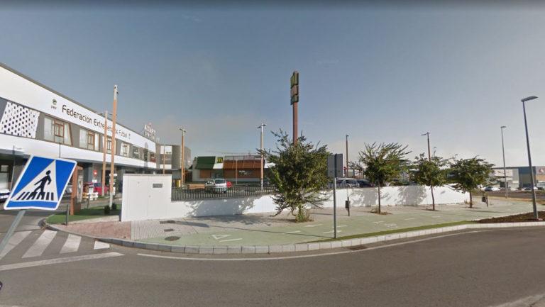 Centro Comercial «Entrada Norte Badajoz»
